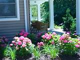 front porch landscaping ideas