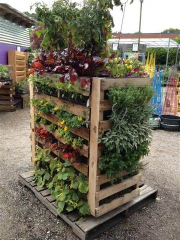 pallet garden landscaping with pallets pallet furniture plans