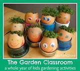kids gardening activities gardening art craft math writing