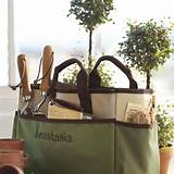 personalized garden tote is a perfect gift for your green thumb ...