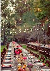 languid lovely perfect backyard wedding