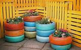 24 DIY Tire Projects Creatively Upcycle and Recycle Old Tires Into a ...