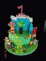 In The Night Garden Cake Decorating Ideas: Iin The Night Garden Cake ...