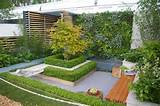 Download Modern small garden ideas on a budget with vertical plants