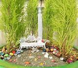 miniature Easter garden | Gardening - Fairy Garden Ideas | Pinterest