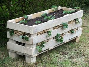 25 DIY Ideas Using Pallets for Raised Garden Beds – Snappy Pixels