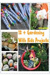 ideas for indoor and outdoor gardening for you to enjoy with your kids