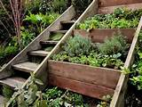 ... with wood and mulch, beautiful garden design and landscaping ideas