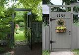 garden gates on pinterest outdoor design ideas ioutdoor info