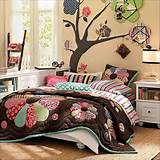 ... garden themed wall murals - ladybug bedroom ideas - Fairy Theme