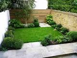 fotos de jardines sencillos