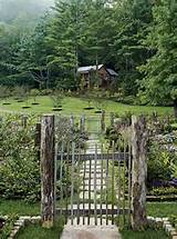 garden gate designs wood rustic plans diy free download bedroom