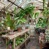 Classic garden greenhouse | Garden design | Traditional garden ...