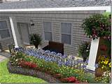 Front Porch Landscaping Ideas landscaping column design