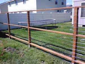 fence ideas for dogs home design ideas