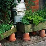 urban garden ideas container herb garden jpg