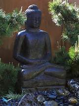 buddha what zen garden would be complete without a traditional buddha ...
