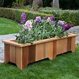 wood planters wooden planter diy projects pinterest