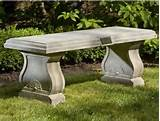 cozy backless garden bench 82208 home design ideas