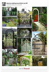 Creative Garden Gate Ideas: Make An Entrance! - Empress of Dirt