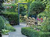 Cozy English Garden Outdoor Entertaining Bookmark the permalink .