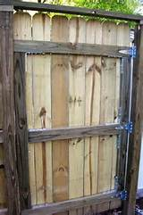 Incredible Build Fence Gate | 232023 | Home Design Ideas