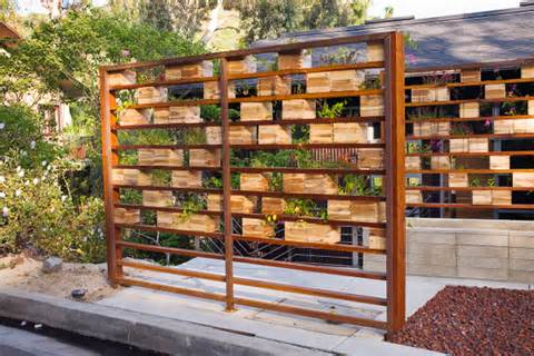 Garden Screens Ideas with Unique Designs Model / Pictures Photos and ...