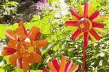 DIY Garden Projects | Plastic Bottle Crafts: Garden Flowers