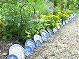 garden border gardening garden ideas pinterest