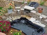 ... Outdoor Pond Ideas Can Really Beautify Your Garden Areas And Backyard
