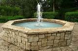 how to choose and install an outdoor water fountain