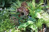... garden is an outdoor, in-ground model that uses a traditional woodland