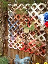 Gràndmas secret garden fence | Garden | Pinterest
