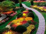 bed ideas to make beautiful garden exterior graceful colorful garden