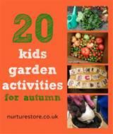 20 school garden ideas for autumn and winter
