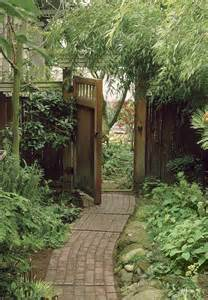 garden gate | Garden Ideas | Pinterest