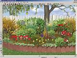 better homes and gardens landscape designs find house plans