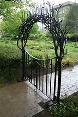 20 Beautiful Garden Gate Ideas | Gardening | Pinterest