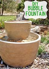 how to make a bubble fountain in a pot scattered thoughts of a