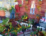 garden corner | Beautiful garden ideas | Pinterest