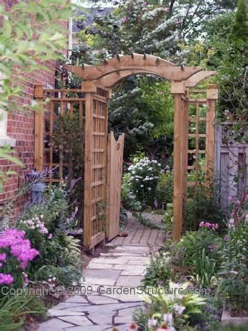 Garden Arbor Ideas Image Library