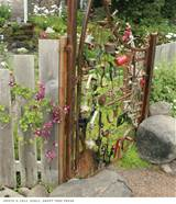 recycled garden art ideas