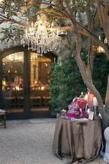 Elegant outdoor party | PARTY | Fun Ideas | Pinterest