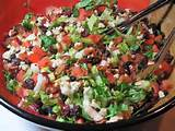 kudos kitchen by renee winter chopped salad for secret recipe club