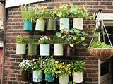 Examples of Beautiful, Small Space Gardens