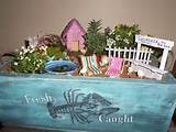oceanside miniature fairy garden pinterest