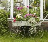 Modern Country Style: Vintage Gardens: Modern Country Style Loves
