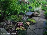 ... Walkways, Shades Gardens, Gardeningoutdoor Ideas, Gardens Benches