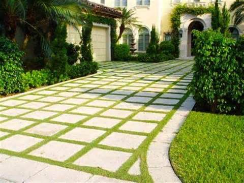 ... Ideas | ... Ideas Inside Front Yard Landscaping With Driveway Ideas