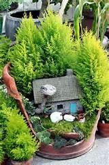 Fab fairy garden... | Fairy Garden Ideas | Pinterest